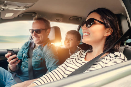 Top Tips for Family Road Trips