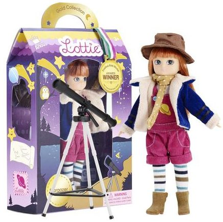 Win a Stargazer Lottie Doll worth £21.99