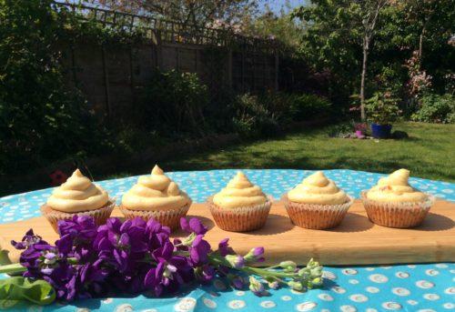 Recipe: Tangy Marmalade Cupcakes