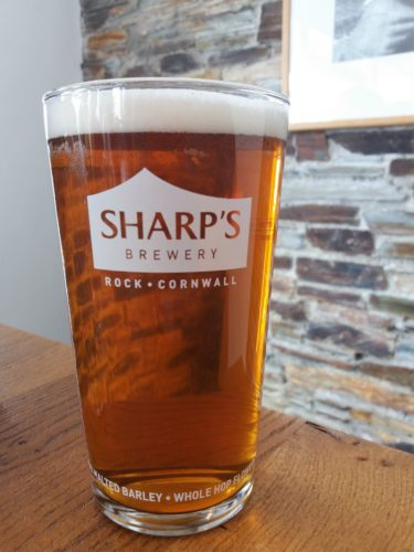 Sharp's Adventure - Our Cornish Adventure with Sharp's Brewery
