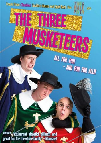Review: The Three Musketeers, Waterside Arts Centre