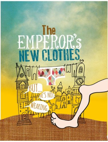 Review: The Emperor's New Clothes, The Lowry