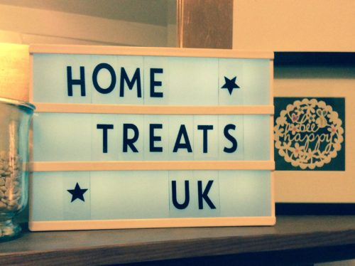Review: Cinematic Lightbox from Home Treats UK
