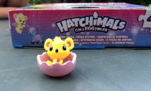 Toy Review: Hatchimals CollEGGtibles Mystery Puzzle