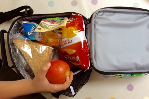 Back to School: Smiggle Says Hardtop Lunchbox