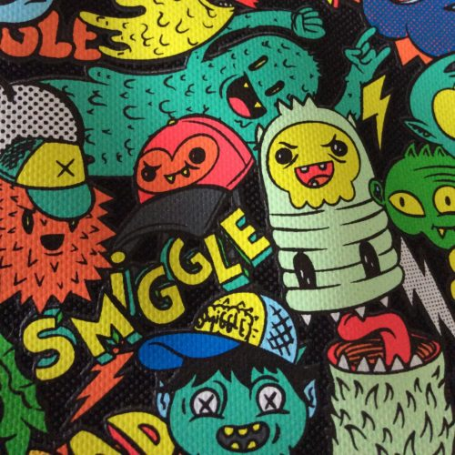Back to School: Smiggle Says Hardtop Lunchbox