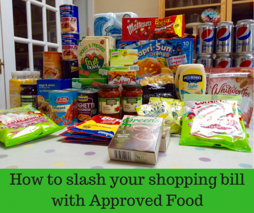How to slash your shopping bill with Approved Food