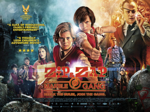 Win a Zip and Zap and The Marble Gang DVD