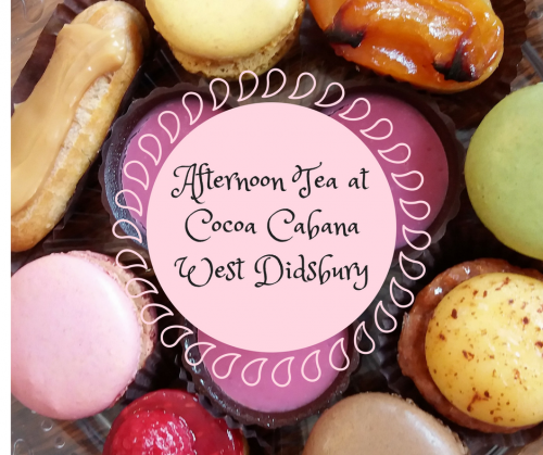 Review: Afternoon Tea at Cocoa Cabana, West Didsbury