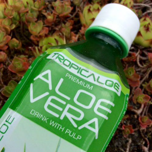 Review: TropicAloe Aloe Vera Drink - new to Poundland