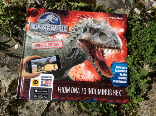 Books: Jurassic World Special Edition: From DNA to Indominus Rex!