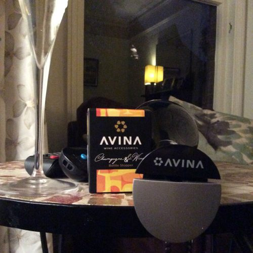 Review: Avina Sparkling Wine Bottle Stopper
