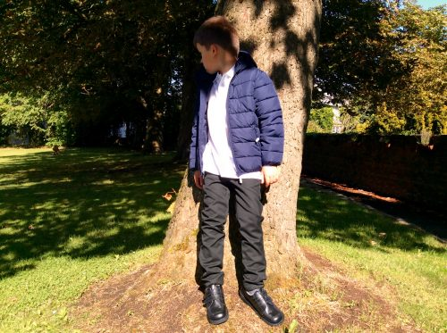 Back to School with Debenhams School Uniform