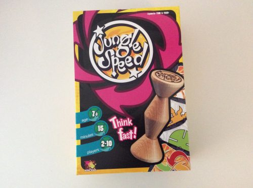 Board Game Club Review: Jungle Speed