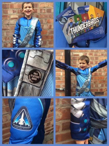 Thunderbirds Celebrate #ThunderbirdsDay with a #FAB Costume