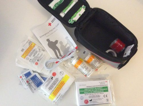 Review: SJ WORKS Smart phone bicycle First Aid Kit