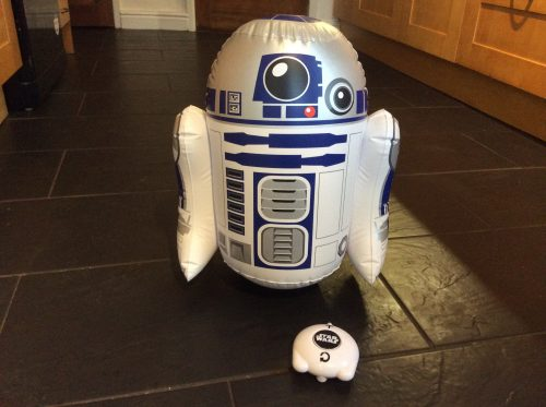 Review: Bladez Toys Remote Control Inflatable R2-D2