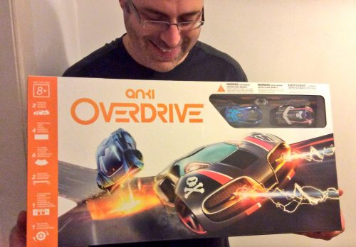 Top Christmas Toys - Anki OVERDRIVE Starter Kit