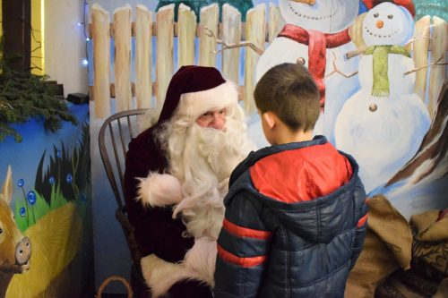 The Twelve Days of Christmas at Tatton Park 2017