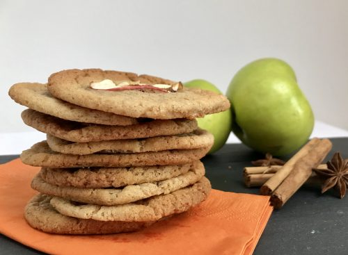 Recipe: Homemade Spiced Apple Pie Cookies