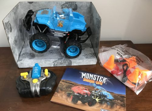 Review: Monster Smash Ups Remote Control Truck