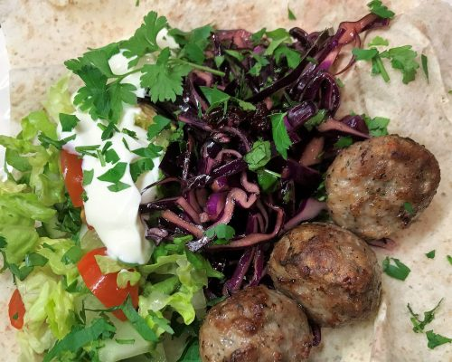 Recipe: Delicious Armenian Red Cabbage Salad