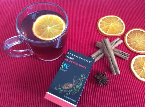 Christmas Recipe: Non-alcoholic Vimto Mulled Wine