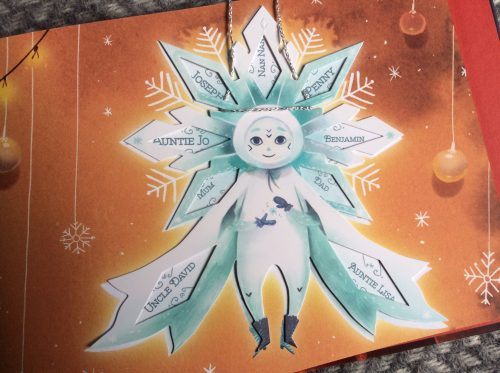 Christmas Book Review: The Christmas Snowflake