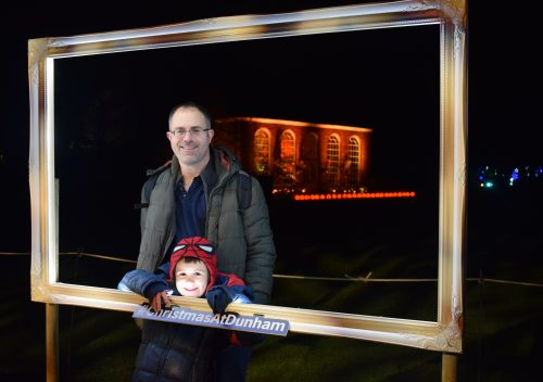 Days Out: Christmas at Dunham Massey, Cheshire