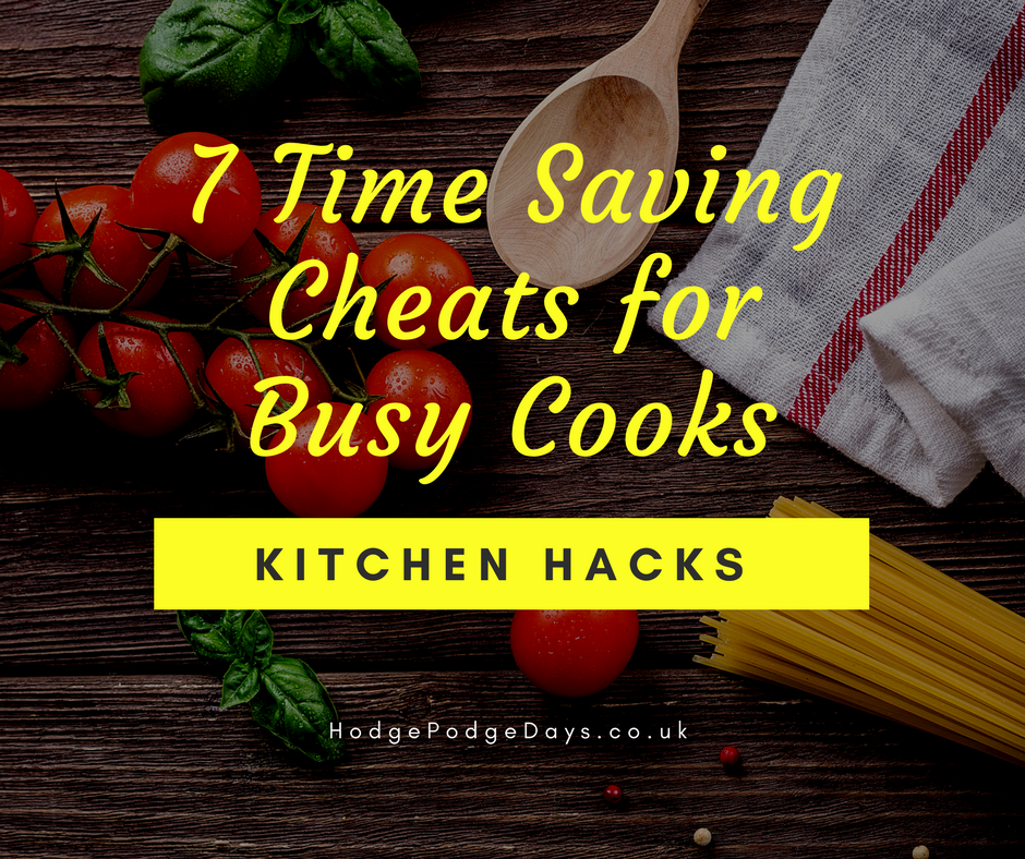Kitchen Hacks: 7 Time Saving Cheats For Busy Cooks