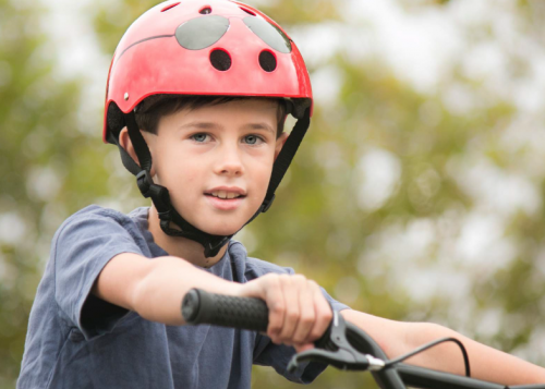 Win a Mini Hornit LIDS Bike Helmet worth £29.99