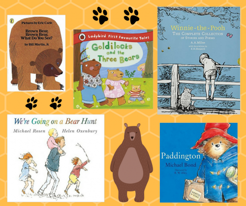 Children's Books: Five Classic Books About Bears