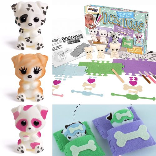 Win Fuzzikins Cosy Cats or Dozy Dogs Set worth £9.99