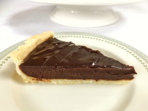 Recipe: Indulgent Chocolate Barleycup Tart