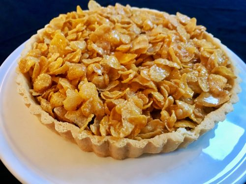 Recipe: Cornflake Tart - a school dinner treat