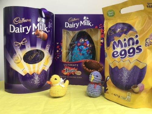 Easter Traditions: Cadbury Easter Eggs and tall tales