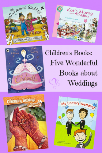 Children's Books: Five Wonderful Books about Weddings