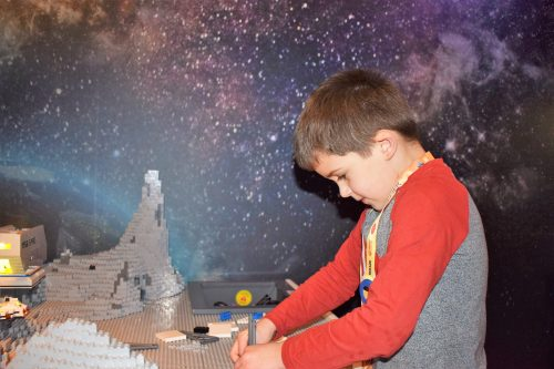New Space Mission at Legoland Discovery Centre Manchester