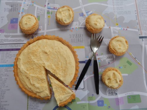 Recipe: Wonderfully Mancunian Manchester Tart