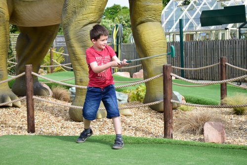 Days Out: Adventure Golf at Bents Garden and Home
