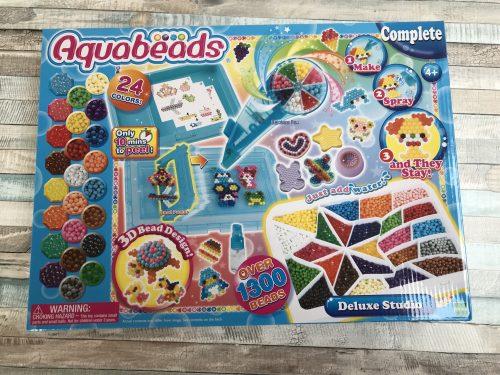 Kids Crafts: Aquabeads Hanging Decorations