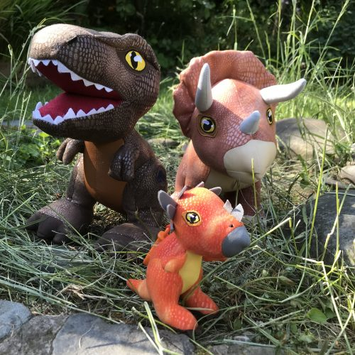 Toy Review: Posh Paws Jurassic World Two Range