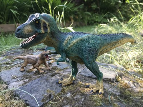 Review: New range of Schleich Dinosaur Figurines for 2018