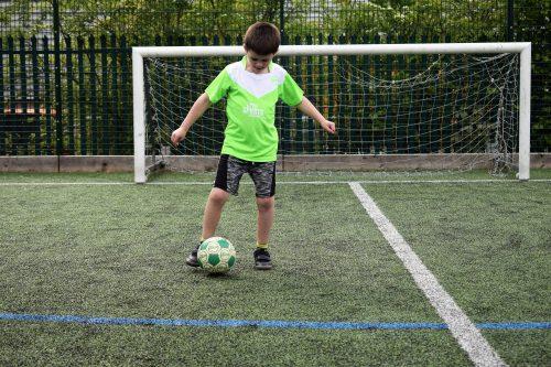 Little Sports Coaching - learn new footballing skills