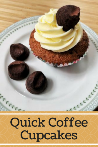 Easy Recipe: Quick Coffee Cupcakes