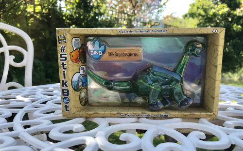 Toy Review: Meet the New StikBot Dinos