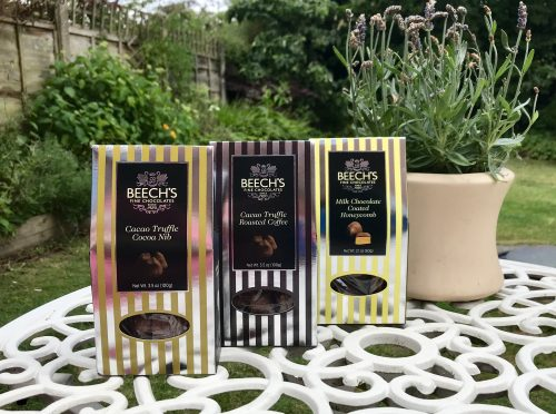 Win a selection of Beech's Fine Chocolates Gourmet Packs