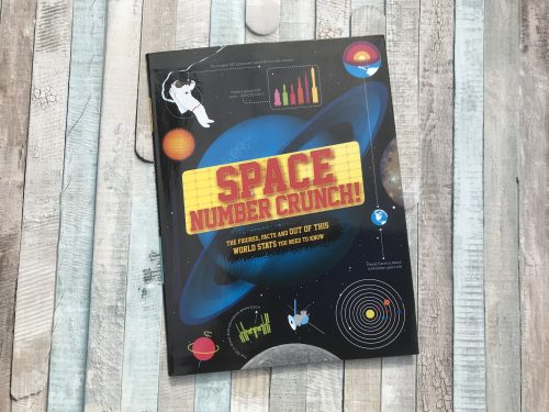 Book Review & Giveaway: Space Number Crunch!