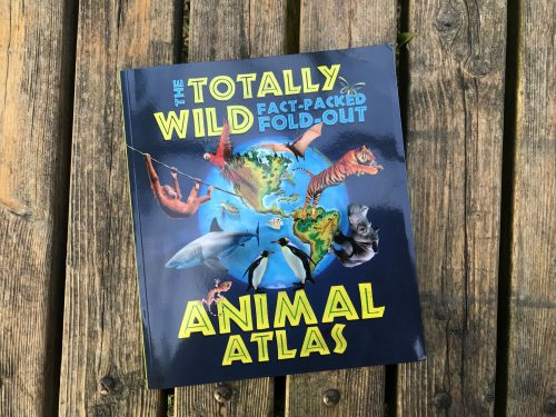 Review: The Totally Wild, Fact-Packed, Fold-Out Animal Atlas