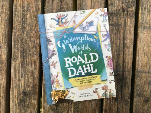 Review: The Gloriumptious Worlds of Roald Dahl